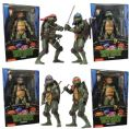 NECA TMNT Teenage Mutant Ninja Turtles 1990 Movie Action Figure – Set of 4 | Buy now at The G33Kery - UK Stock - Fast Delivery